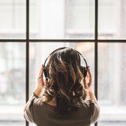 muziek luisteren haar
