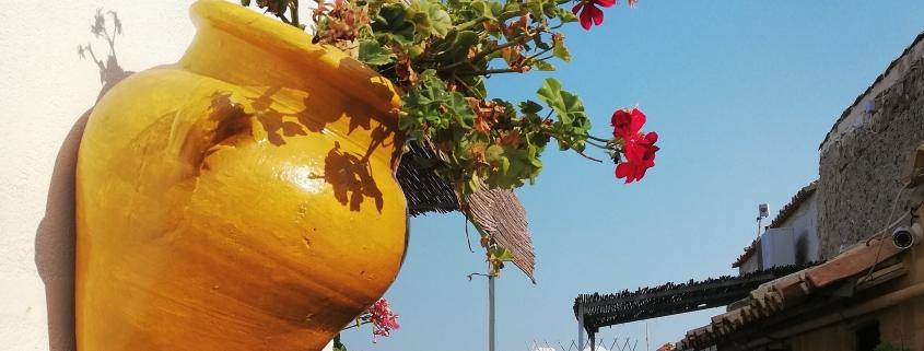 Marzamemi bloemen