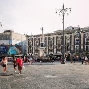 Catania piazza Duomo